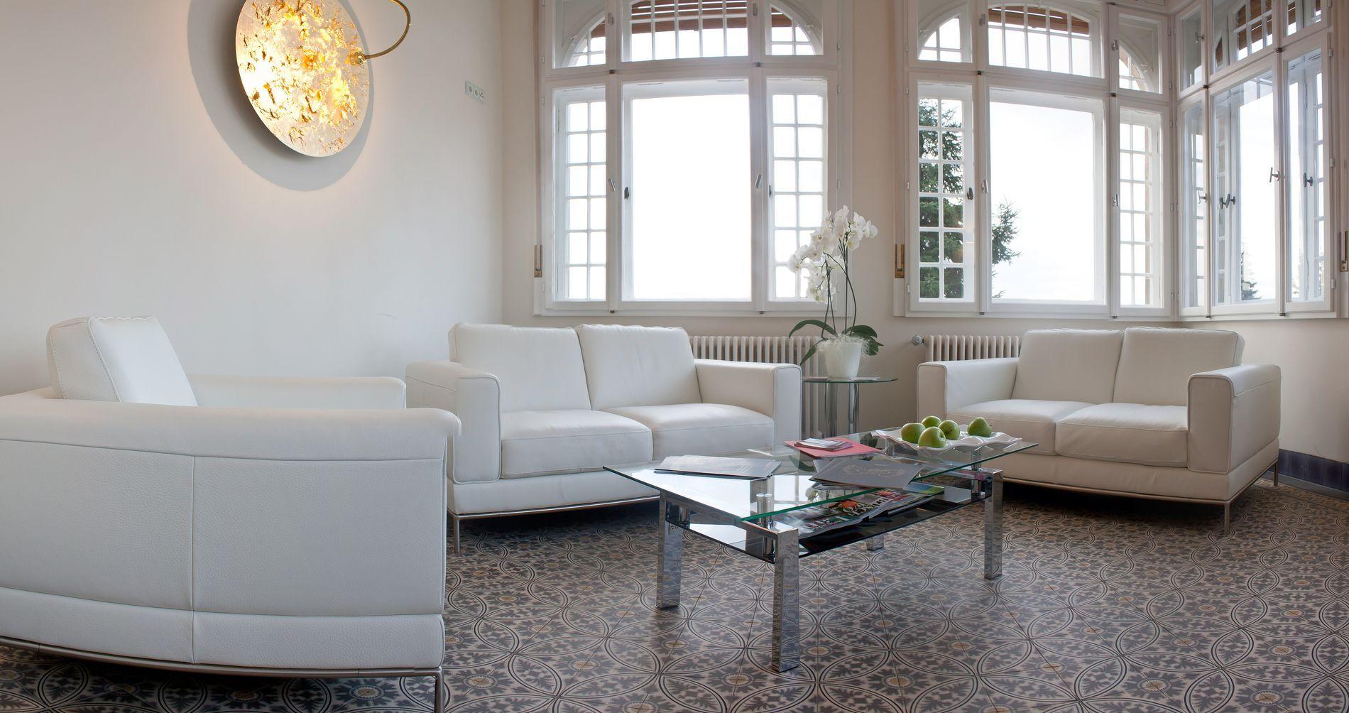 Villa Rothenberg Wartezimmer