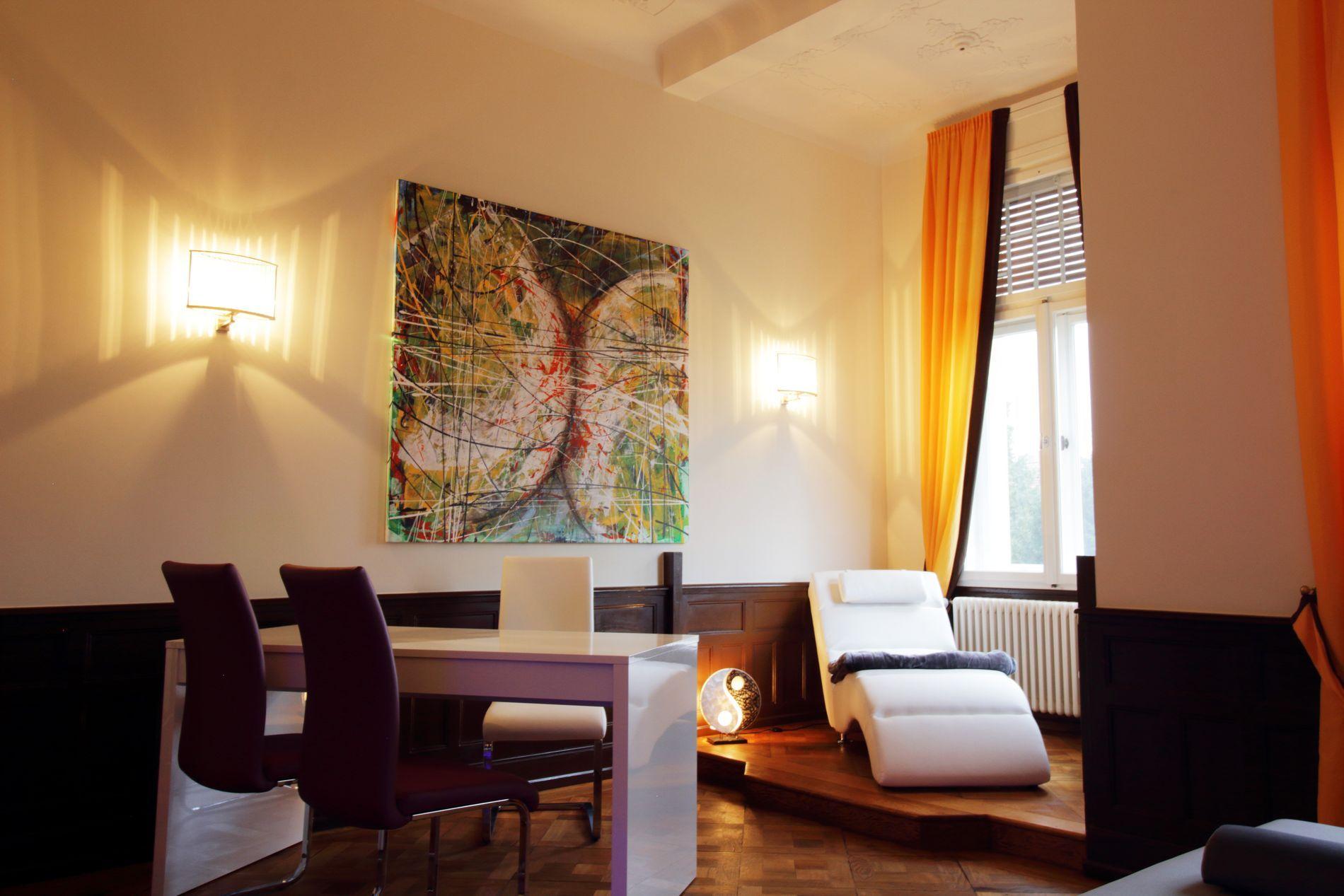 Praxisraum Ambiente Villa Rothenberg
