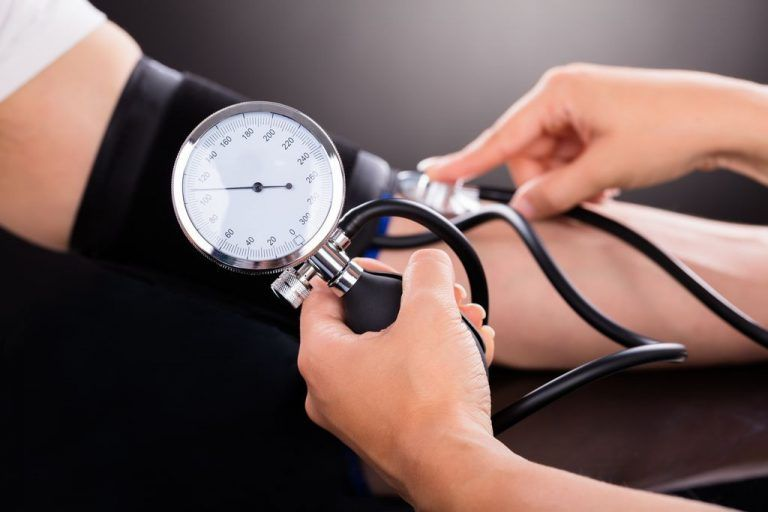 Blutdruck Messung