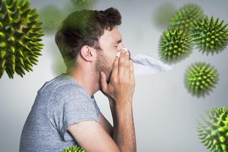 Keime Mann Erkältung