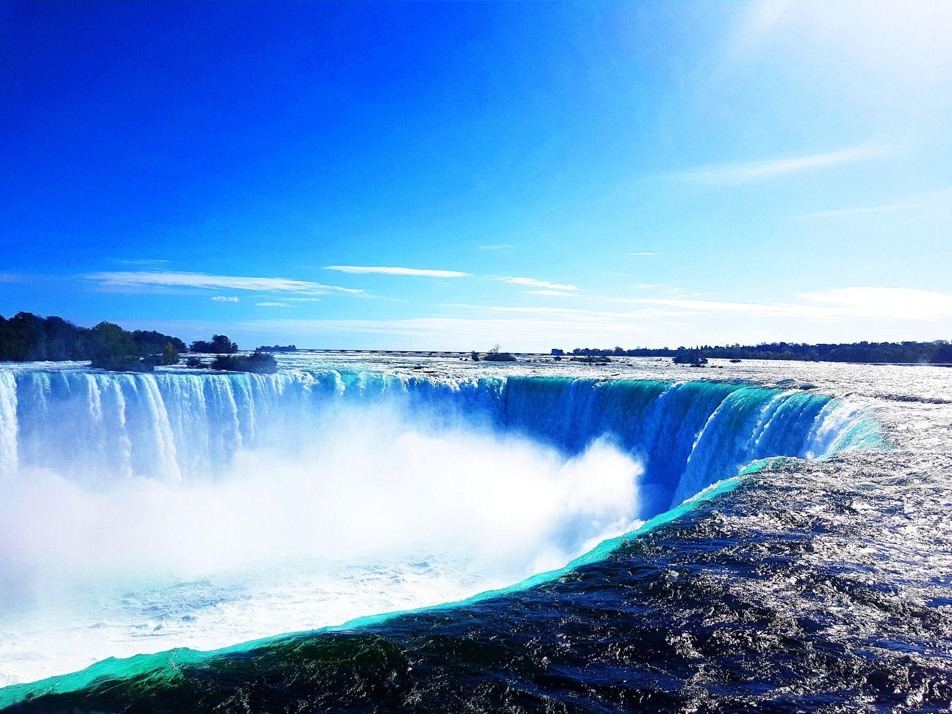 Niagara - Blau